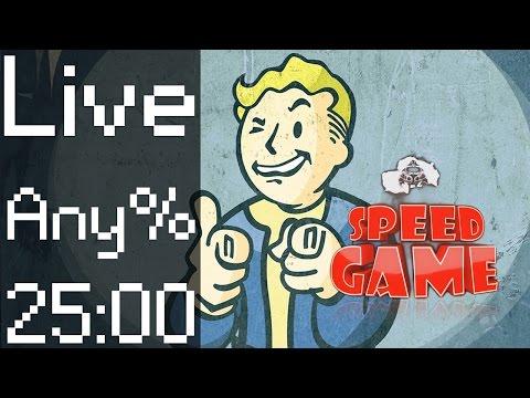 Speed Game: Live Fallout 3 en moins de 25 minutes