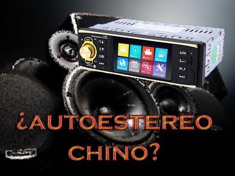 INSTALANDO AUTOESTEREO CHINO ¿FUNCIONA? // ELBUENMATT
