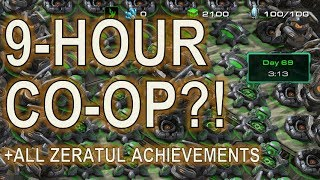 Starcraft II: Longest Possible Starcraft Game? [+ Devolution Retribution]