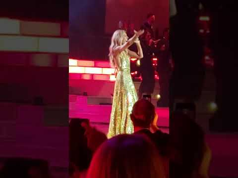 Celine Dion - Flying On My Own -New Song - Live In Las Vegas - 8th June 2019  Very Last Show