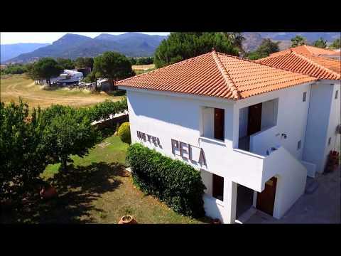 Hotel Pela, Skala Kallonis-Lesvos-Greece