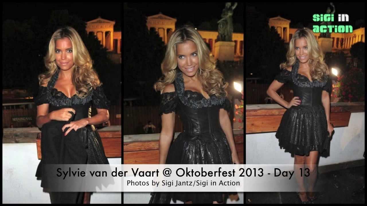 Download Sylvie van der Vaart in Karl Lagerfeld @ OKTOBERFEST 2013 - Day 13 - Slideshow