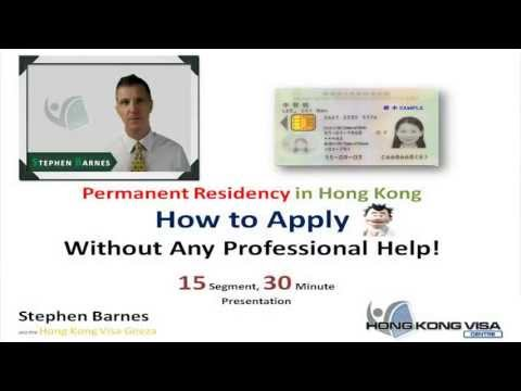 How to Apply for Hong Kong Right of Abode - Introduction