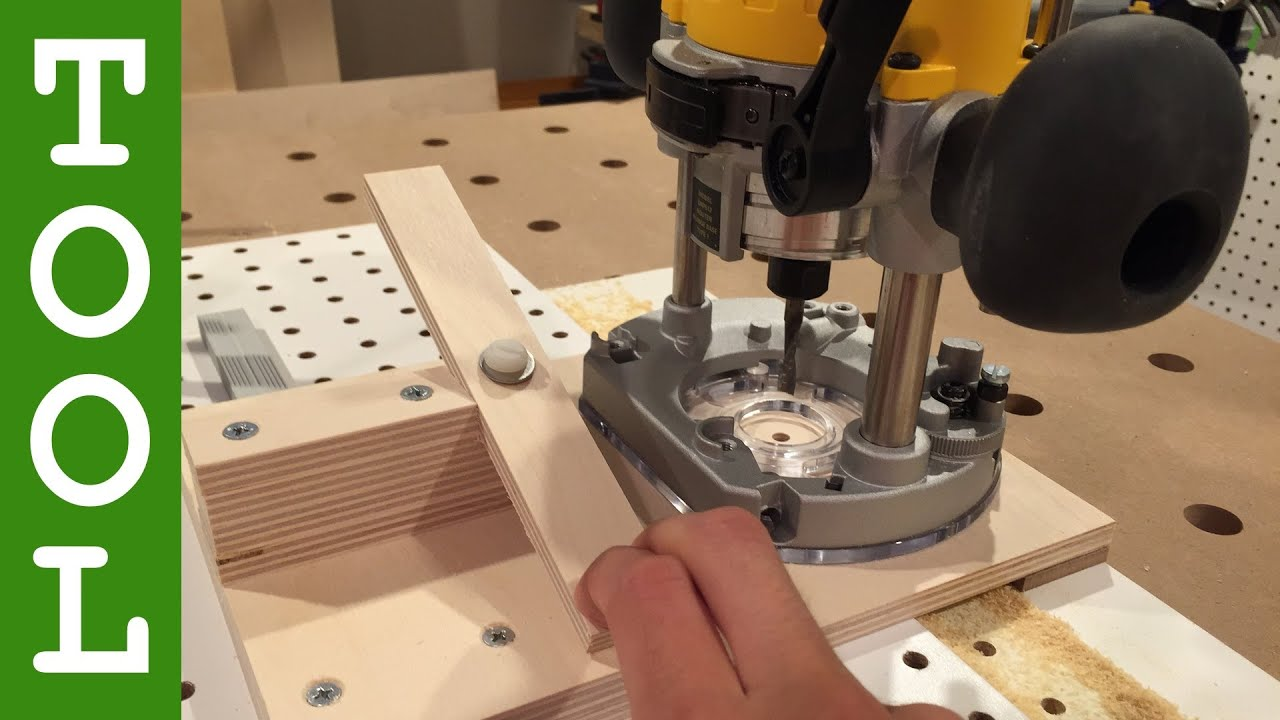 how to cut a hole in wood without a drill