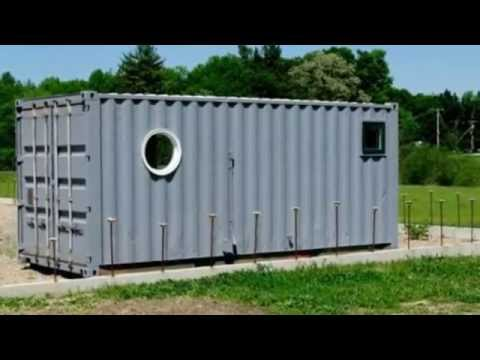 Off-Grid Container Cabins from $15k