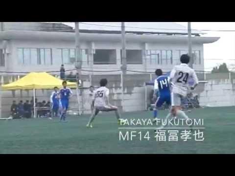 大阪体育大学サッカー部 2015年度開幕モチベーションビデオposted by weghalten97