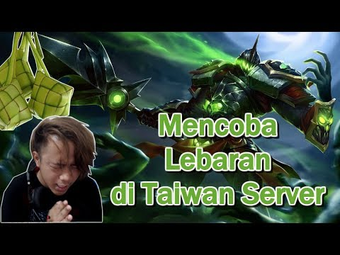 Mencoba Lebaran di Taiwan Server | Zephys Binx Gameplay