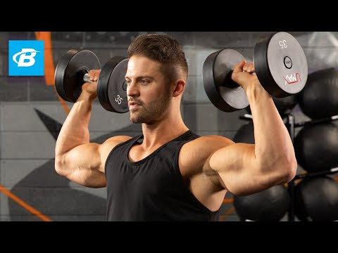 Total-Body Power And Endurance Workout   Mike Hildebrandt