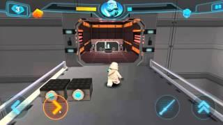 LEGO Star Wars игра для детей часть 1!Игра как мультфильм для детей!