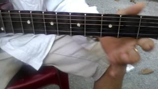 Hướng dẫn guitar Lý Tương Phùng - Dây kép
