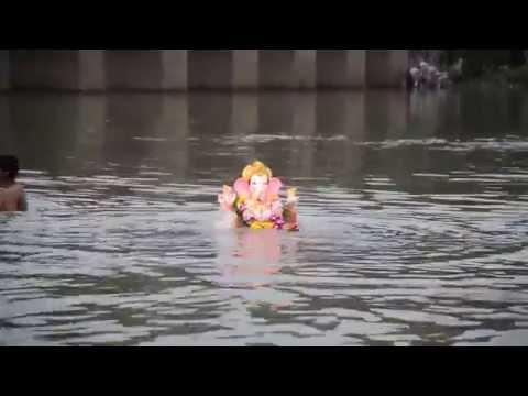 Pune Ganesh Visarjan