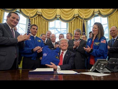 NASA Acting Administrator Statement on the NASA Authorization Act of 2017