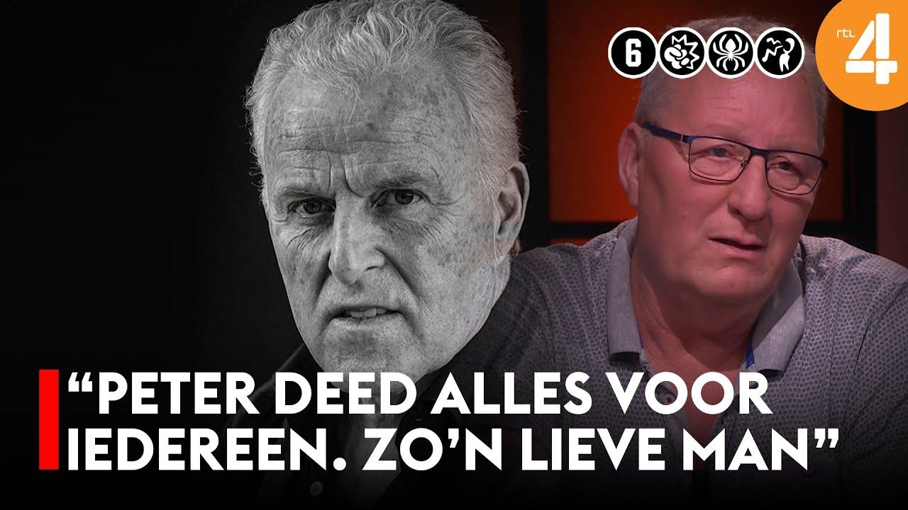 Eerbetoon aan PETER R. DE VRIES | Humberto | RTL Talkshow