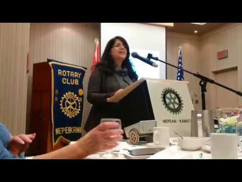Hedieh Azad - Ottawa Community Immigrant Services Organization (OCISO)