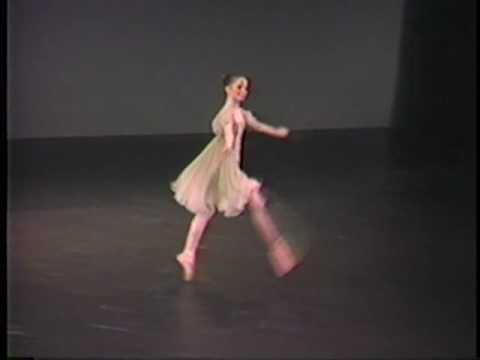 Irish Springtime  Baby Katherine Healy Ballet