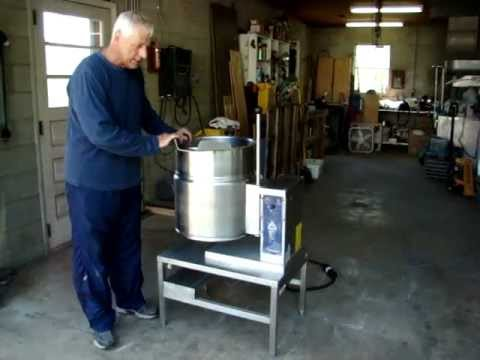 2002 Cleveland KET12T 12 Gallon Tilting Electric Steam Kettle on eBay!