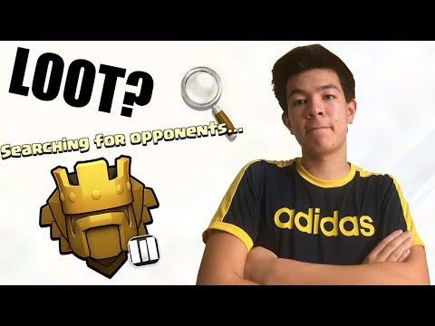 How is Trophy/Loot Searching Like in Titans League? | Clash of Clans