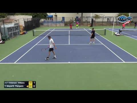 Capital Tennis Classic XXIV - Quarter Finals Men's Open Doubles