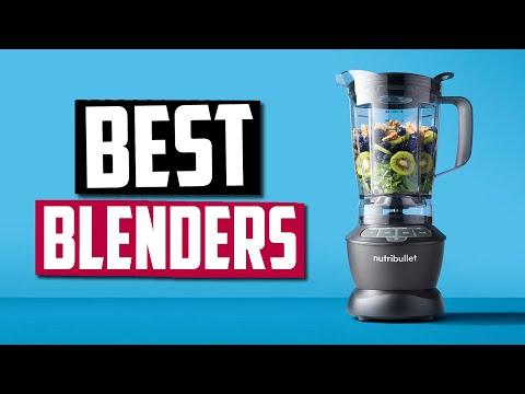 Best Blenders in 2020 Top 5 Picks For Smoothies, Juicing & Baby Food