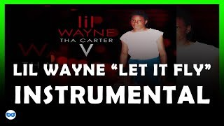 Lil Wayne Let it Fly feat. Travis Scott (Instrumental) Tha Carter V
