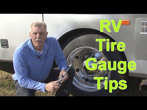 RV101® RV Tire Gauge Tips