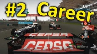 F1 2013 Career Mode Part 2: Malaysia