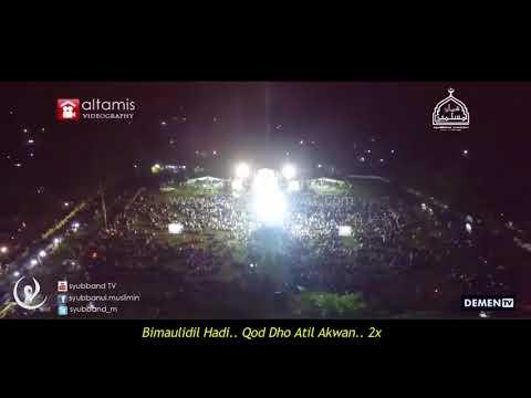 NEW Bimaulidil Hadi Voc  Amsori Feat Hendra   Syubbanul Muslimin   Full Lirik