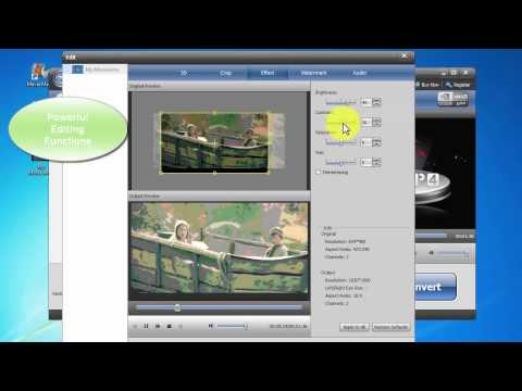 How to convert a  wlmp file to MP4, AVI, WMV, MOV and more