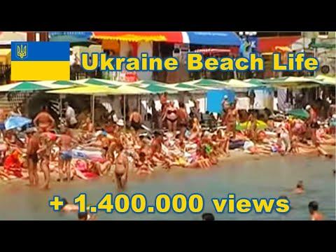 Ukraine Beach Feodosiya