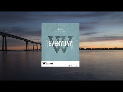 [FULL AUDIO] WINNER - EVERYD4Y