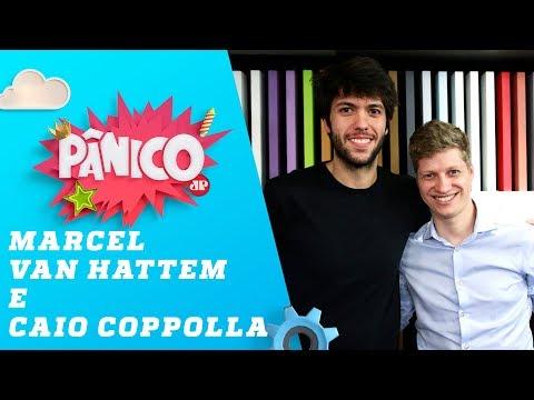 Marcel van Hattem e Caio Coppolla - Pânico - 15/02/19 thumbnail