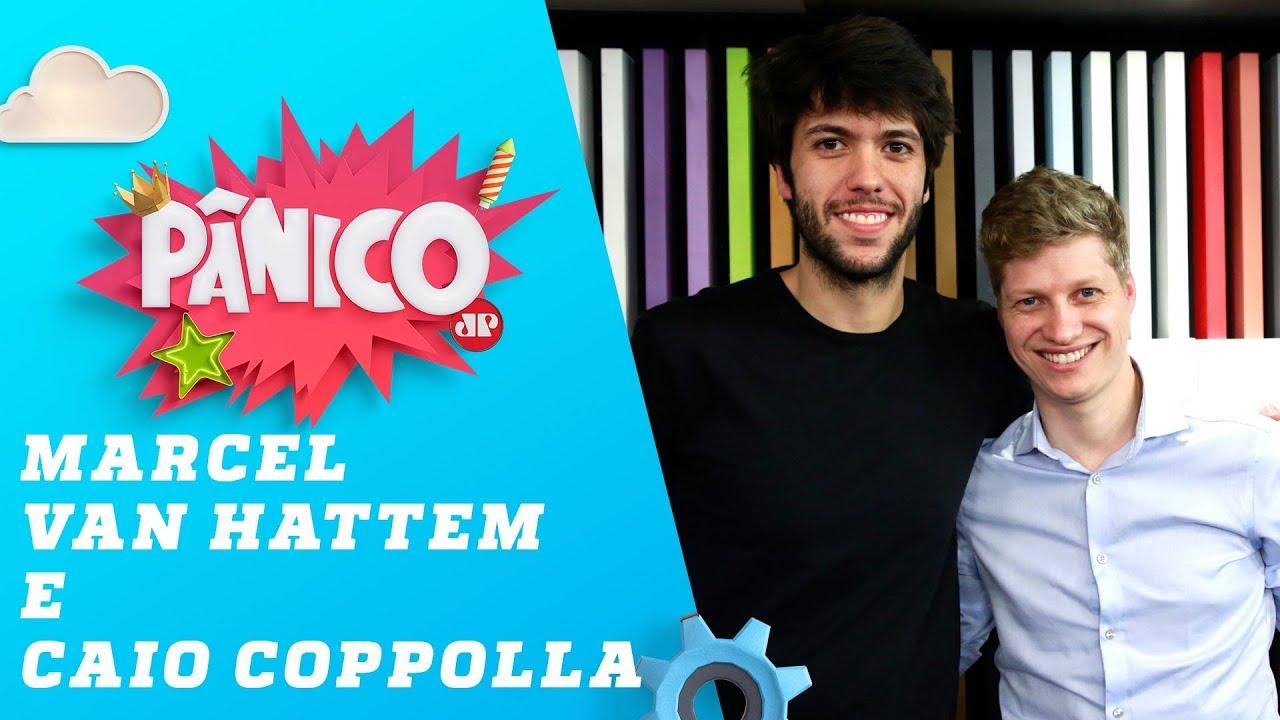 Marcel van Hattem e Caio Coppolla - Pânico - 15/02/19