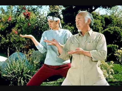 Your The Best Around - The Karate Kid Soundtrack - Joe Esposito