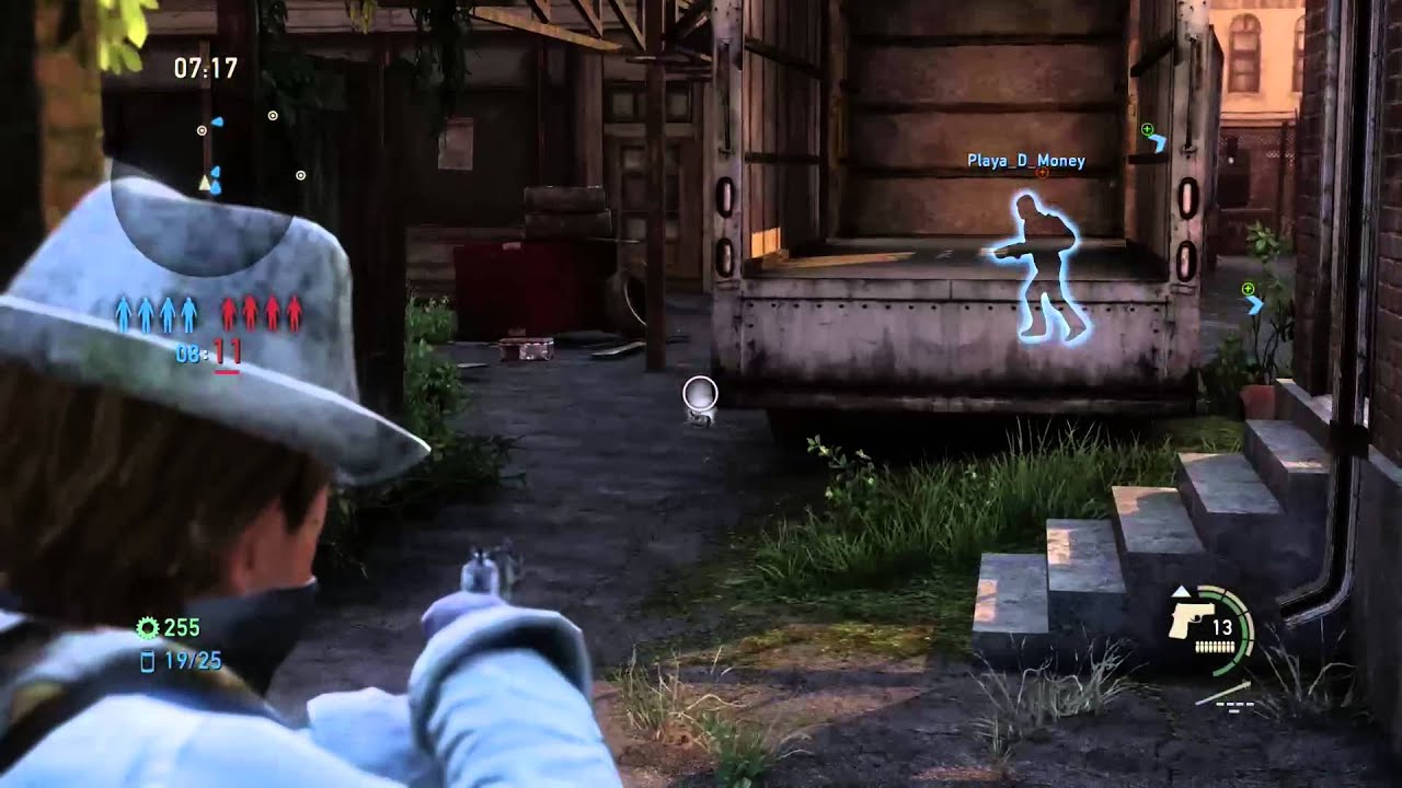 BEST TEAMWORK TACTICS The Last Of Us Remastered Multiplayer - The last of us dlc maps