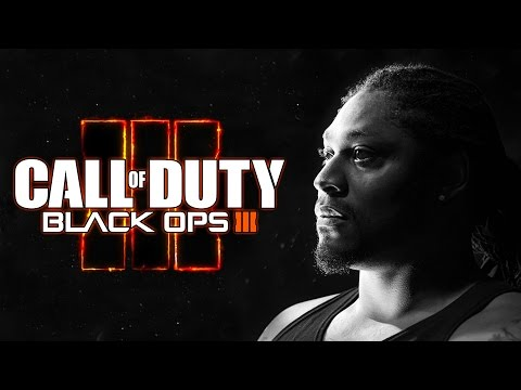 Marshawn Lynch Plays Call Of Duty Black Ops 3 w/ Hike The Gamer & Typical Gamer