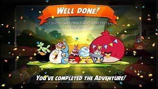 Angry Birds 2: Birthday Adventure Event (full)
