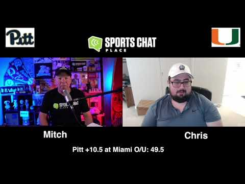 Pittsburgh at Miami College Football Picks & Prediction Saturday 10/17/20   Sports Chat Place