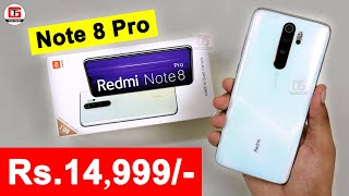 Redmi Note 8 Pro Indian Unit (Amazon) Unboxing & HandsOn Review🔥🔥How to Buy Redmi Note 8 Pro