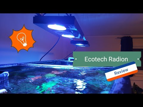 **THE BEST **Led Reef Light! Ecotech Radion xr30
