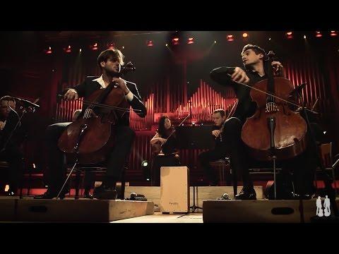 2CELLOS  Vivaldi Ccerto for 2 violins in A minor 3rd movement