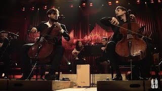 2CELLOS - Vivaldi Concerto for 2 violins in A minor (3rd movement)