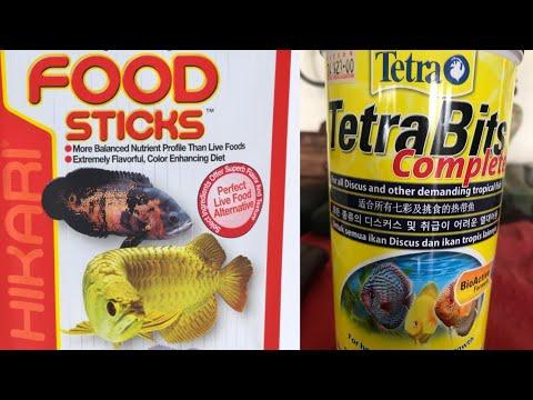 Best Fish Food For Aquarium Fish At Aquanature Aquarium Fish Shop