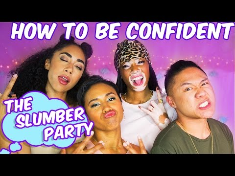 How To Be Confident W/ Timothy DeLaGhetto + Winnie Harlow | EP. 4 The Slumber Party