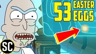 Rick and Morty 4x02: Every Easter Egg & Reference + ANALYSIS
