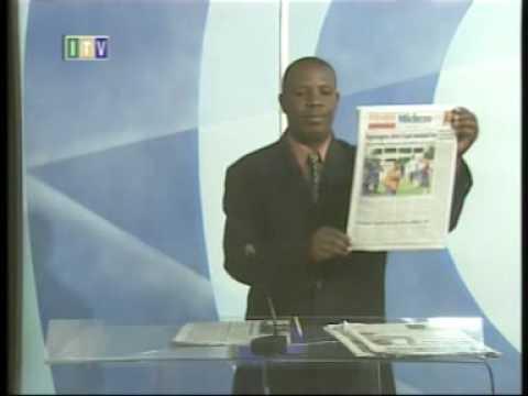 LIVE MAGAZETI: Kinana, Makamba watikisa Nchi, Polisi 54 wafukuzwa kazi from YouTube · Duration:  7 minutes 4 seconds