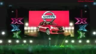 Channel Seven | X Factor Themed-Sponsor Billboard | 29 July 2013