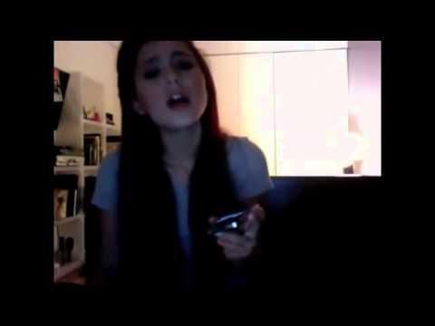 Ariana Grande - If I Were A Boy (Cover. Original by Beyonce)