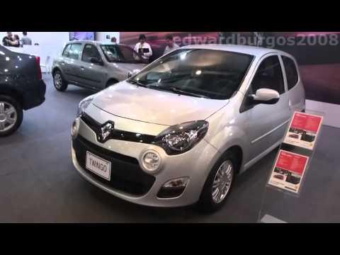 2014 Nuevo Renault Twingo 2014 Caracteristicas versión Colombia