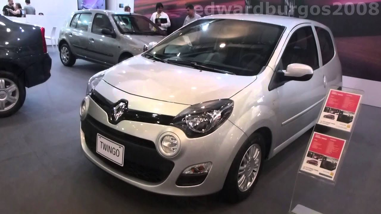 renault twingo 2014 video versi n colombia youtube. Black Bedroom Furniture Sets. Home Design Ideas