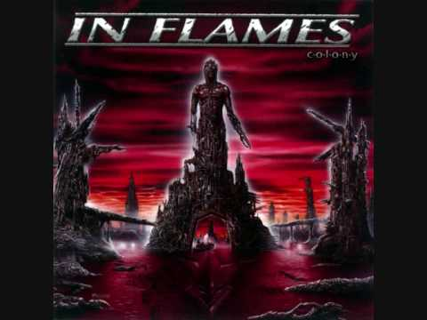 In flames embody the invisible